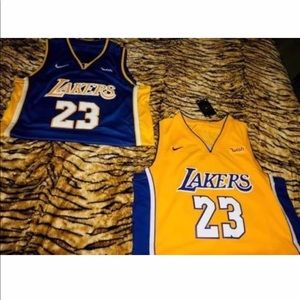 d7ee1ec34ae Nike Other - LeBron James Lakers Jersey Los Angeles Home   Away